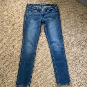 American Eagle Skinny Jeans - Size 8 Long